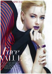 Harper Bazaar Aug 2013 (1)